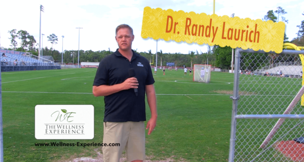 Dr. Randy Laurich Discussing Prevention Of Sports Injuries