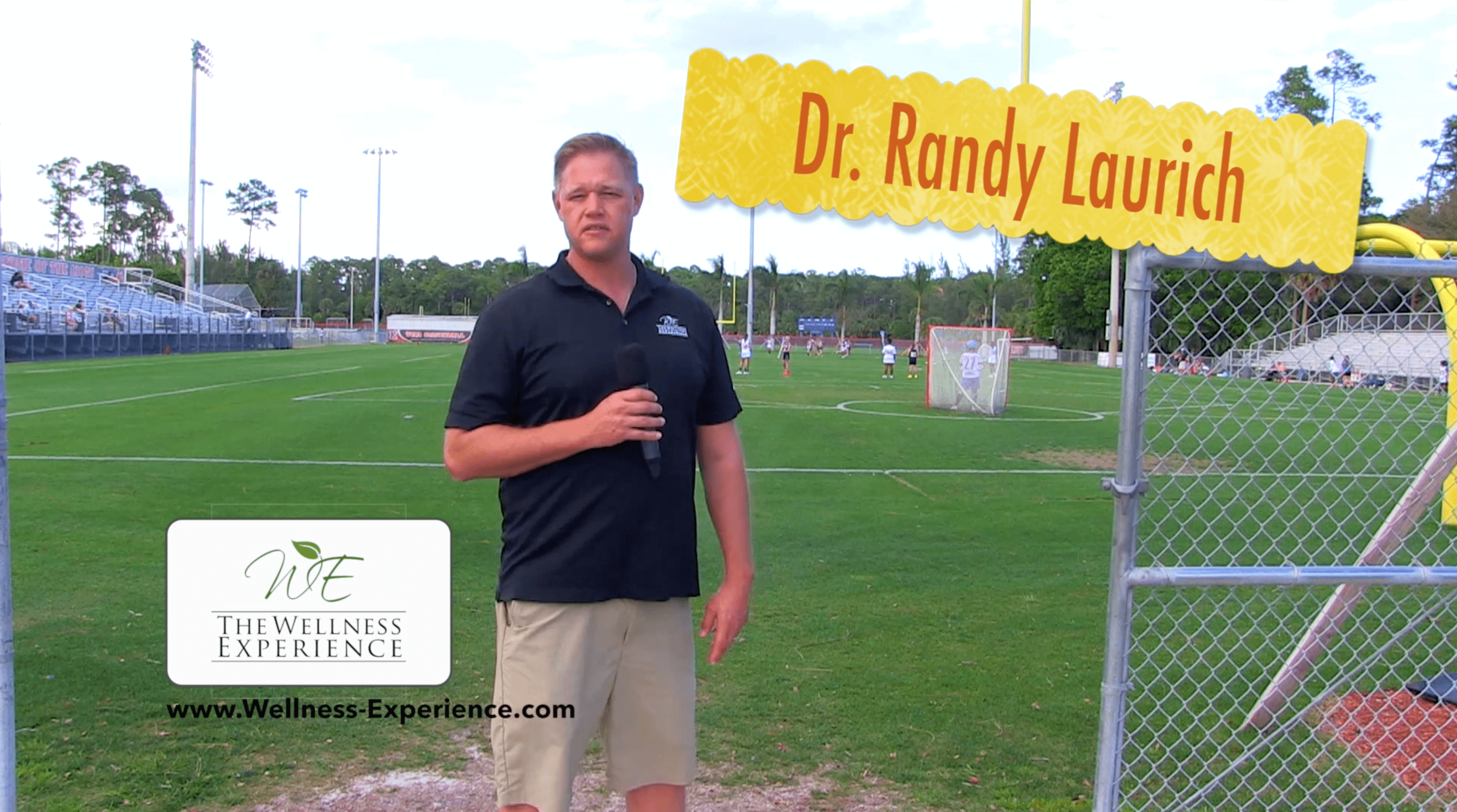 Dr. Randy At Lacrosse