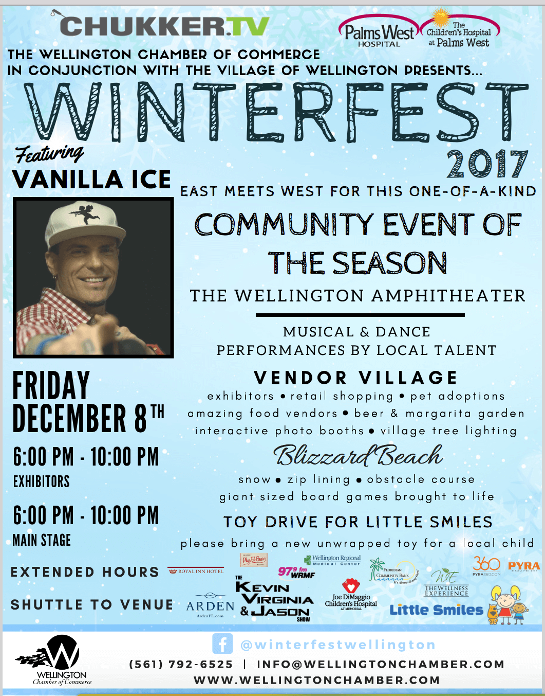 Winterfest 2017 In Wellington, Florida