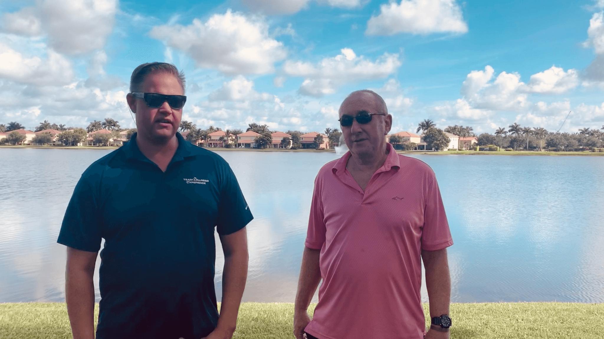Dr. Randy Laurich And Allan Schaefer