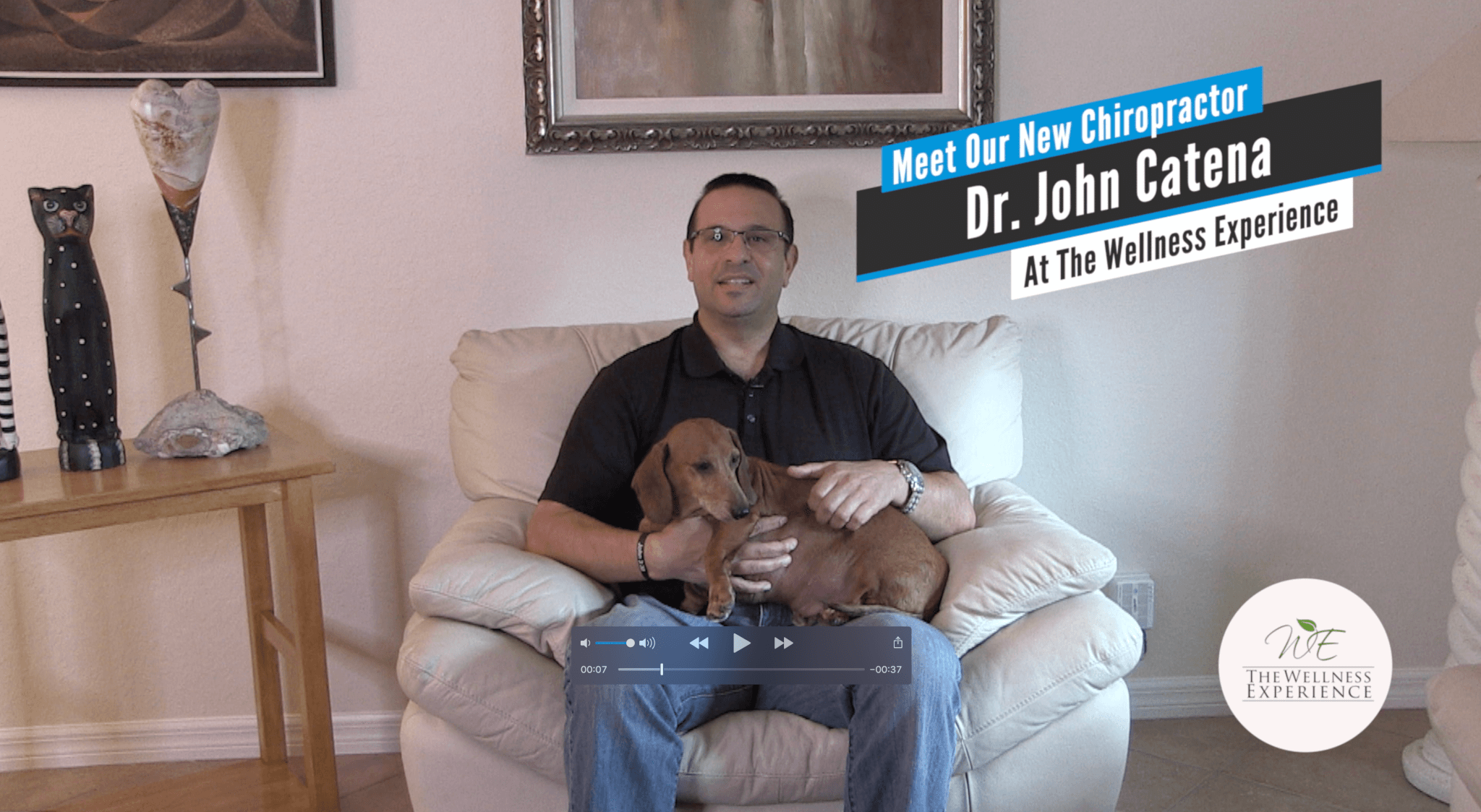Introducing Dr. John Catena