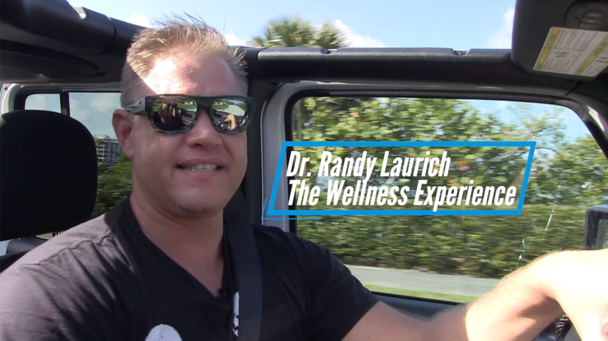 Dr. Randy Laurich Of The Wellness Experience Shares Plans For 2021