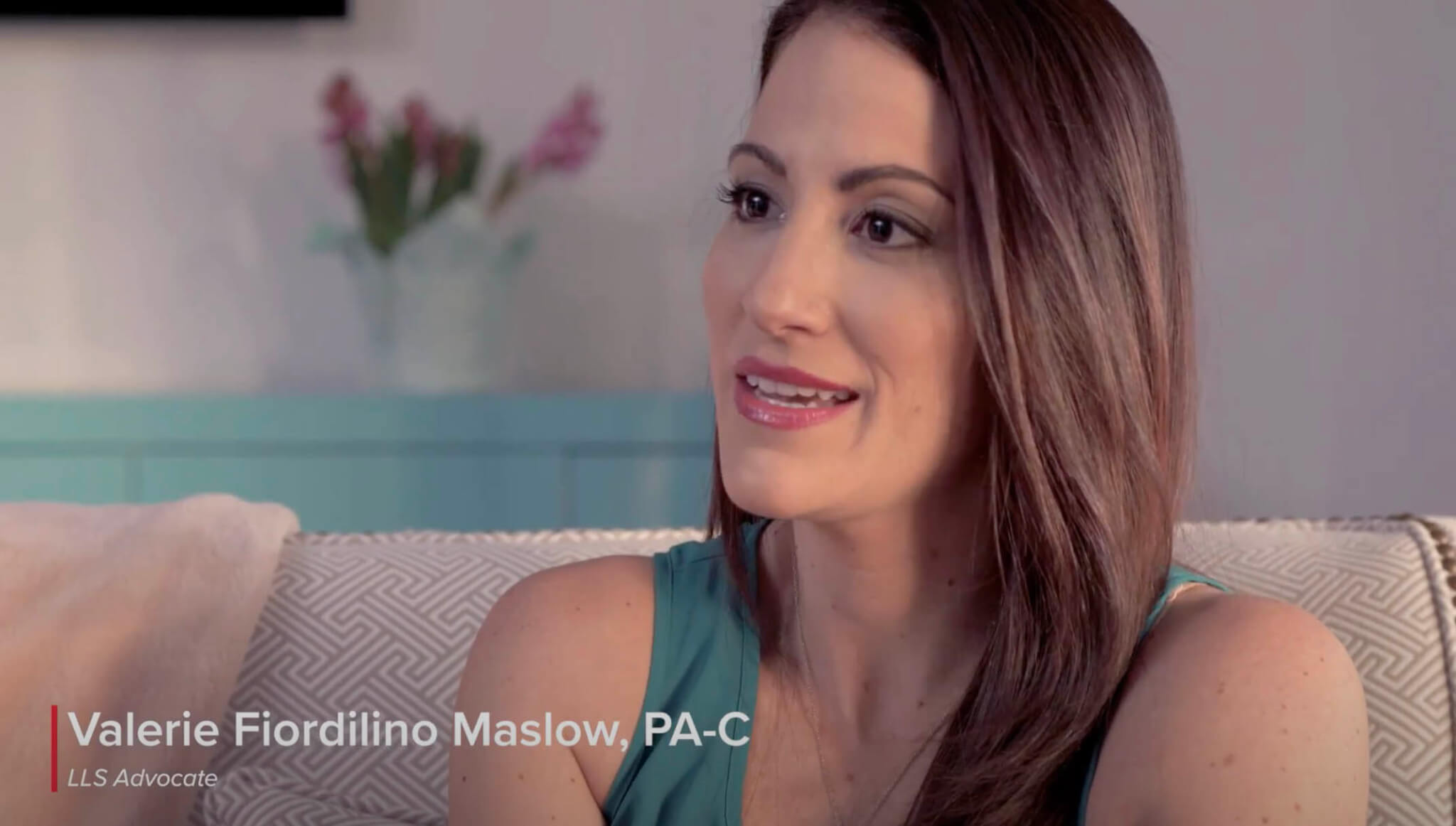 Beating Cancer Is In Our Blood: Valerie Fiordilino Maslow
